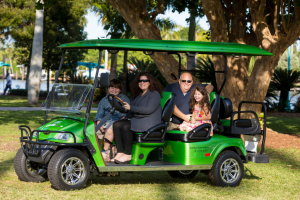 Golf Cart Rentals in Delray Beach